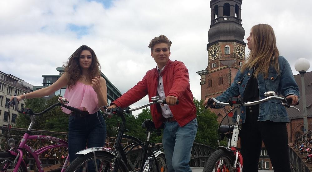 Fahrradverleih mit Lieferung in Hamburg und Umgebung!